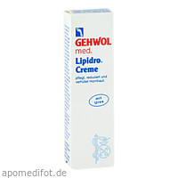 GEHWOL med Lipidro Creme, 20 ML, Eduard Gerlach GmbH
