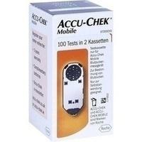Accu Chek Mobile Testkassette Plasma II, 100 ST, Emra-Med Arzneimittel GmbH