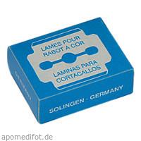 ApoLine Hobelklingen, 10 ST, Wepa Apothekenbedarf GmbH & Co. KG