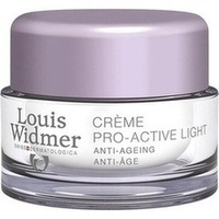 Widmer Creme Pro-Active Light leicht parfümiert, 50 ML, Louis Widmer GmbH