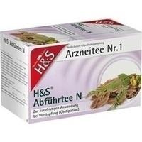 H&S Abführtee N, 20X1.0 G, H&S Tee - Gesellschaft mbH & Co.