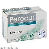 PEROCUR Hartkapseln, 50 ST, Hexal AG