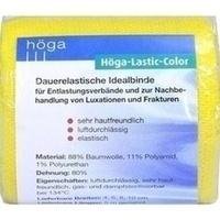 Höga-Lastic Color Idealbinde gelb 6cmx5m cello, 1 ST, Höga-Pharm G.Höcherl