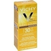 Vichy Capital Ideal Soleil BRONZE Gesicht LSF 30, 50 ML, L'oreal Deutschland GmbH