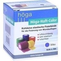 Höga-Haft Color 6cmx4m blau, 1 ST, Höga-Pharm G.Höcherl