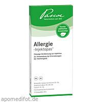 Allergie-Injektopas, 10X2 ML, Pascoe pharmazeutische Präparate GmbH