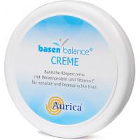 Basenbalance Creme, 100 ML, AURICA Naturheilmittel und Naturwaren GmbH