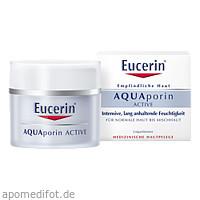 Eucerin AQUAporin ACTIVE normale bis Mischhaut, 50 ML, Beiersdorf AG Eucerin