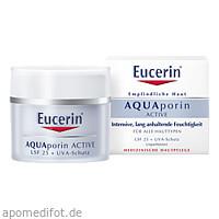 Eucerin AQUAporin ACTIVE mit LSF25, 50 ML, Beiersdorf AG Eucerin