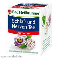 Bad Heilbrunner Schlaf- und Nerven Tee, 8X1.75 G, Bad Heilbrunner Naturheilm. GmbH & Co. KG