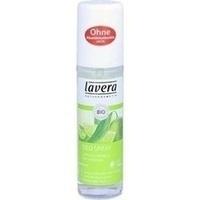 lavera DEO SPRAY Bio-Limone + Bio-Verveine, 75 ML, Laverana GmbH & Co. KG