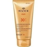 NUXE Sun Lotion Delicieux Visage & Corps LSF 30, 150 ML, Nuxe GmbH