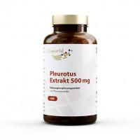 Pleurotus Extrakt 500mg, 100 Stück, Vita World GmbH