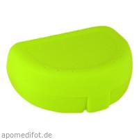 Zahnspangenbox Small Farbe Gelb, 1 ST, Megadent Deflogrip Gerhard Reeg GmbH