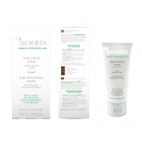 BIOMED Pure Entgiftung Maske, 40 ML, Herba Anima GmbH