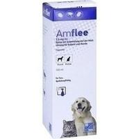 AMFLEE 2,5 mg/ml Spray Lösung f.Hunde/Katzen, 100 ML, TAD Pharma GmbH