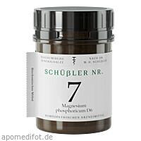 Schuessler Nr. 7 Mag. phos. D6, 1000 ST, Apofaktur E.K.