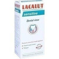 Lacalut sensitive Zahnspül-Lösung, 300 ML, Dr. Theiss Naturwaren GmbH