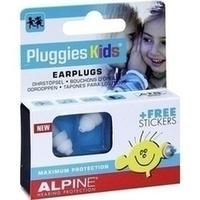 Alpine Pluggies Kids Ohrstöpsel, 2 ST, Alpine Nederland B.V.