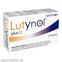 Lutynol plus C Kapseln, 30 ST, Iatrovision GmbH