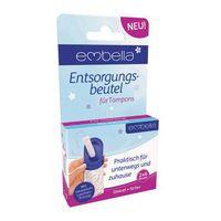 Embella - Entsorgungsbeutel für Tampons, 2X6 ST, Embella GmbH