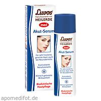 Luvos Naturkosmetik MED Akutserum, 50 ML, Heilerde-Gesellschaft Luvos Just GmbH & Co. KG