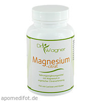 Magnesiumcitrat Dr. Wagner, 90 ST, Orasan GmbH