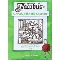 Jacobus-Schwedenkräuter, 40 G, Pharma Labor Apoth.H.Förster GmbH