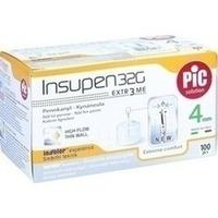 INSUPEN Pen Nadel extrem 32 G 4 mm, 100 ST, Pharma International