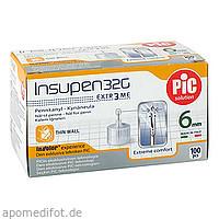 INSUPEN Pen Nadel extrem 32 G 6 mm, 100 ST, Pharma International