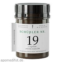 Schüssler Nr. 19 Cup. ars. D6, 400 ST, Apofaktur E.K.