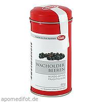 Wacholderbeeren ganz Blechdose Caelo HV-Packung, 50 G, Caesar & Loretz GmbH
