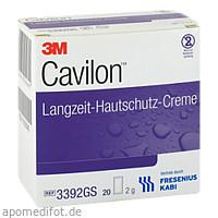 Cavilon Langzeit Hautschutzcreme FK3392GS, 20X2 G, Fresenius Kabi Deutschland GmbH