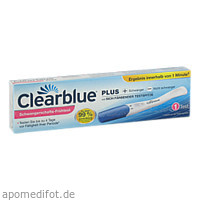 Clearblue PLUS Schwangerschafts-Frühtest, 1 ST, WICK Pharma - Zweigniederlassung der Procter & Gamble GmbH