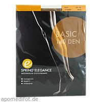 SPRING ELEGANCE BASIC AD 140 38/39 SAND, 2 ST, Spring Medical - medizinische Strümpfe