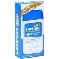 Lactrase 18000 FCC Tabletten im Spender, 40 ST, Pro Natura Gesellschaft Für Gesunde Ernährung mbH