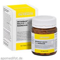 Orthobase Multi plus Magnesium, 120 ST, Orthim GmbH & Co. KG