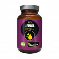 Bio Leinöl 270mg, 120 ST, shanab pharma e.U.