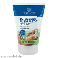 DermaSel Fußpflege Peeling, 100 ML, Fette Pharma AG