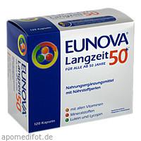 Eunova Langzeit 50+, 120 ST, STADA Consumer Health Deutschland GmbH