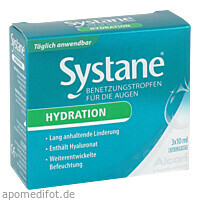 Systane Hydration, 3X10 ML, Alcon Deutschland GmbH