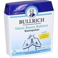 Bullrich Säure Basen Balance, 200 G, Delta Pronatura Dr. Krauss & Dr. Beckmann KG