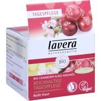 lavera Reichhaltige Tagespflege Cranberry, 50 ML, Laverana GmbH & Co. KG