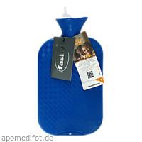 fashy WAERMFl. glatt saphir, 1 ST, Fashy GmbH