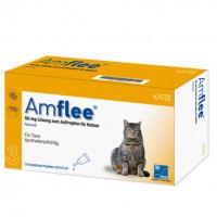 AMFLEE 50 mg Spot-on Lösung z.Auftropfen f.Katzen, 3 ST, TAD Pharma GmbH