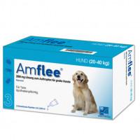 AMFLEE 268 mg Spot-on Lsg.f.große Hunde 20-40kg, 3 ST, TAD Pharma GmbH
