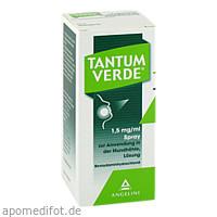 Tantum Verde 1.5mg/ml Spr.z.Anwend. i.d. Mundhöhle, 30 ML, ANGELINI Pharma Österreich GmbH
