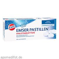 Emser Pastillen ohne Menthol, 30 ST, Sidroga Gesellschaft Für Gesundheitsprodukte mbH