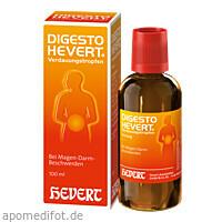 Digesto Hevert Verdauungstropfen, 100 ML, Hevert Arzneimittel GmbH & Co. KG