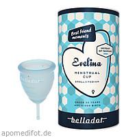 Belladot/Evelina Menstruationskappe (S-M), 1 ST, Mangostan - Gold Ltd. & Co. KG